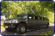 Stretched Hummer Hire Coventry Weddings and School Proms